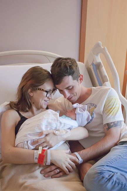 family newborn portraits Tomball Texas