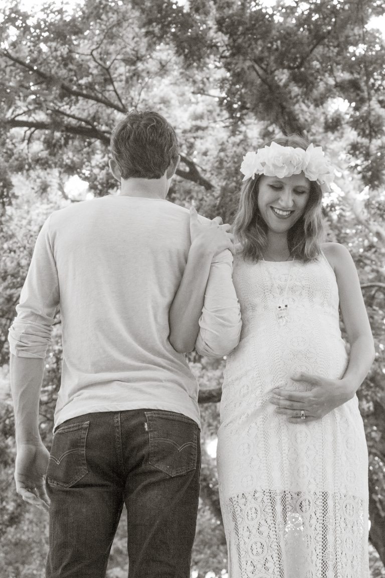 The Woodlands maternity photographer