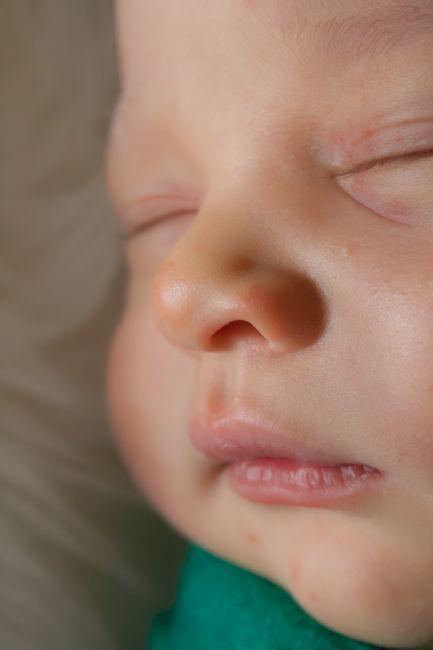 Kristal Bean Photography - The Woodlands newborn photographer