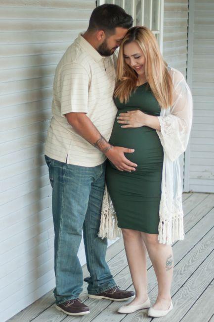 Houston, TX maternity photography