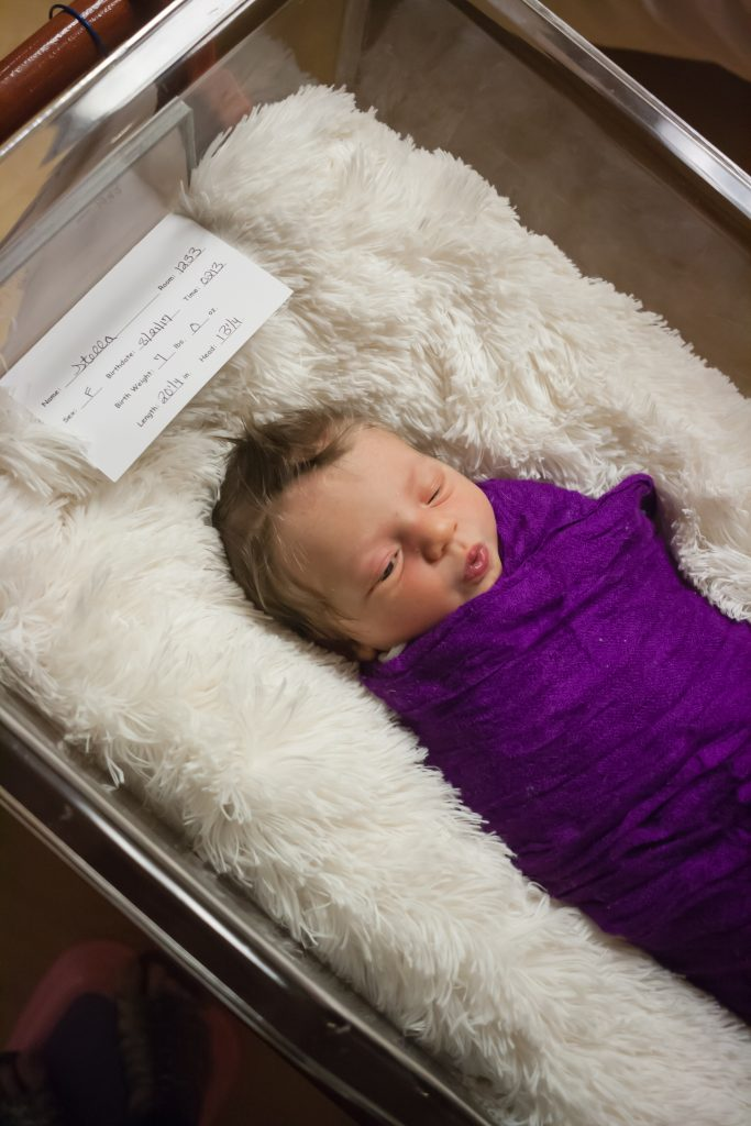 Spring newborn photographer, spring newborn photography