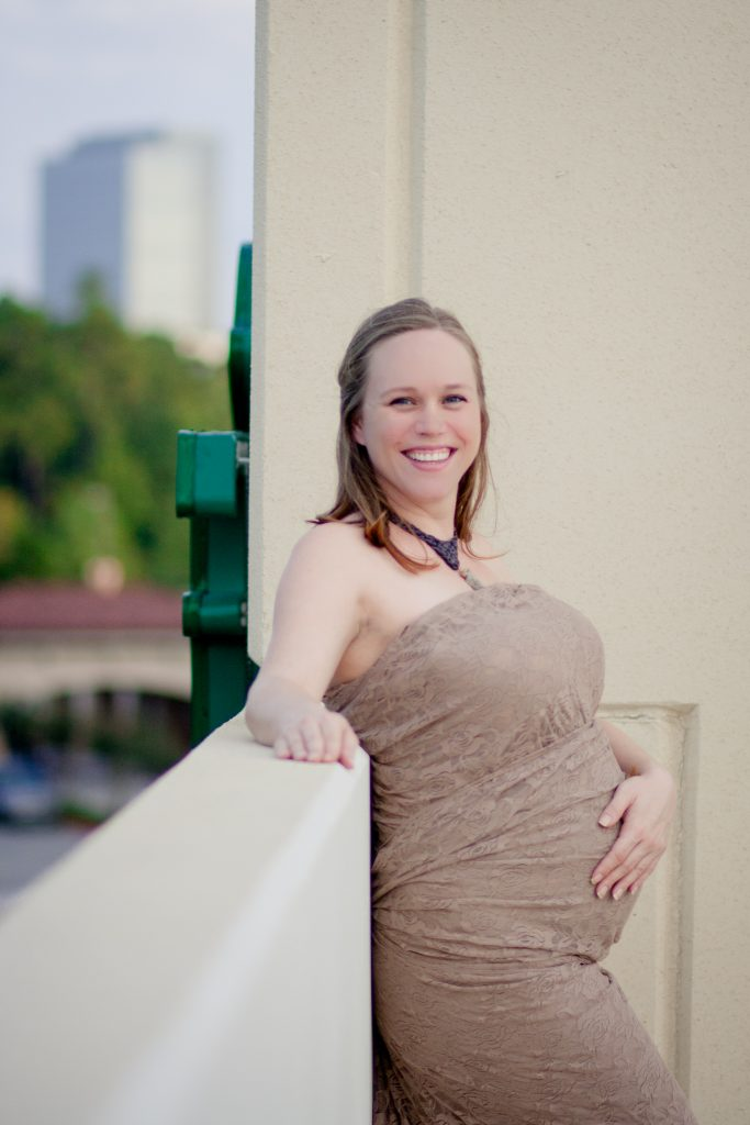 Rooftop maternity session, The Woodlands maternity photographer, Houston maternity photos