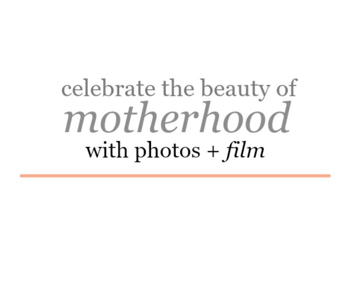 Exciting news! I'm now offering photos + film!