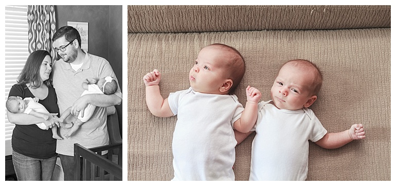 in-home newborn photos The Woodlands Tx