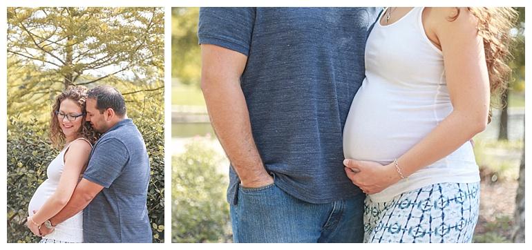 magnolia texas maternity photography