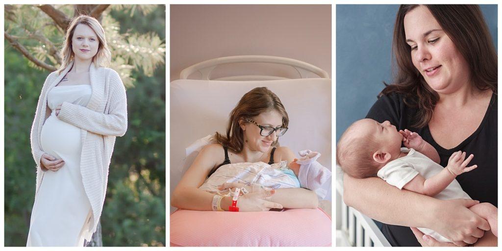 houston maternity photographer kristal bean photography