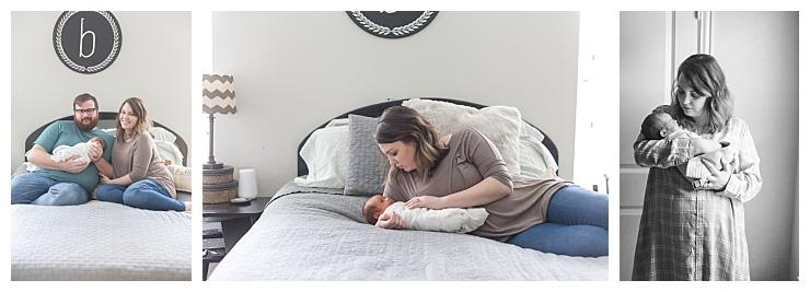 natural light newborn photographer houston texas