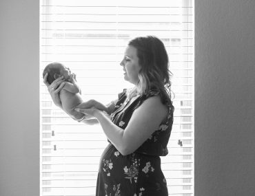 In-home newborn session: Life begins with Tillie #thewoodlandsnewbornphotography #thewoodlandsnewbornphotographer #houstonnewbornphotgrapher