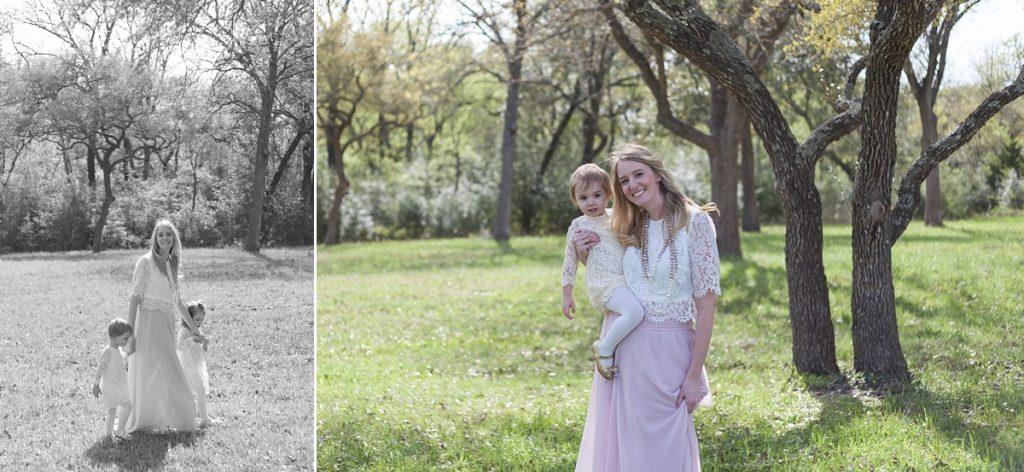 gorgeous bluebonnet family photos the woodlands texas