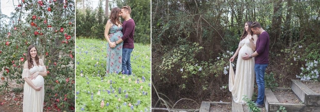 maternity pictures the woodlands texas