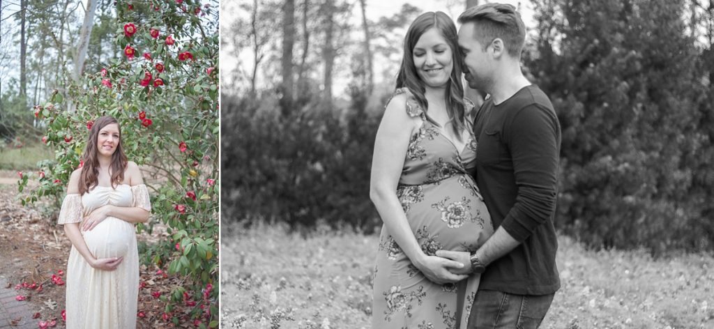 the woodlands maternity photo sessions