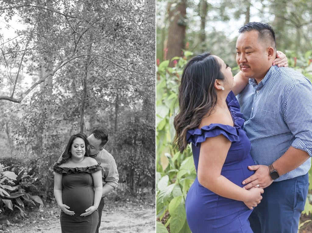maternity photography the woodlands texas