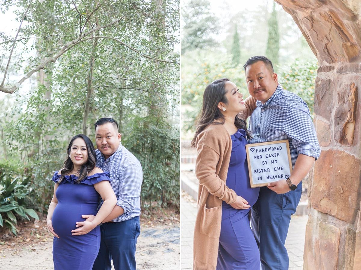best maternity photographer magnolia texas
