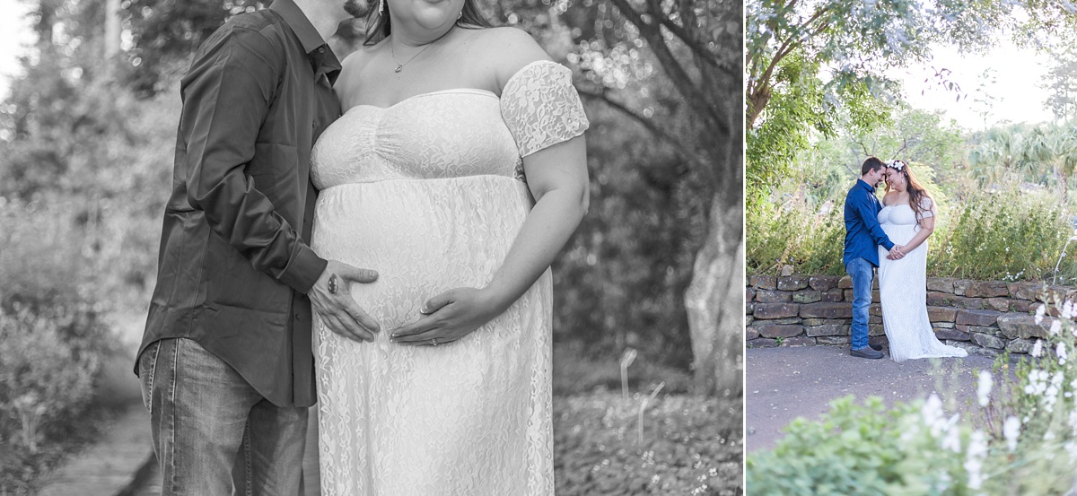 best maternity portraits in the woodlands, texas
