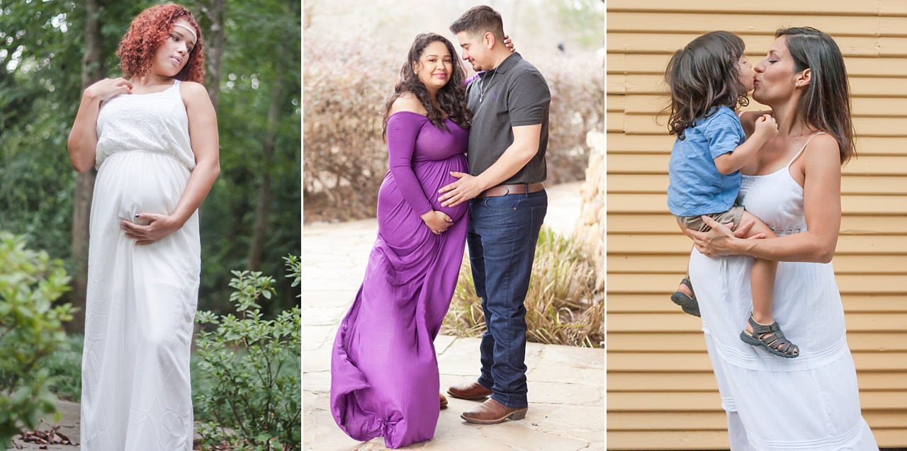 the woodlands texas best maternity photographer