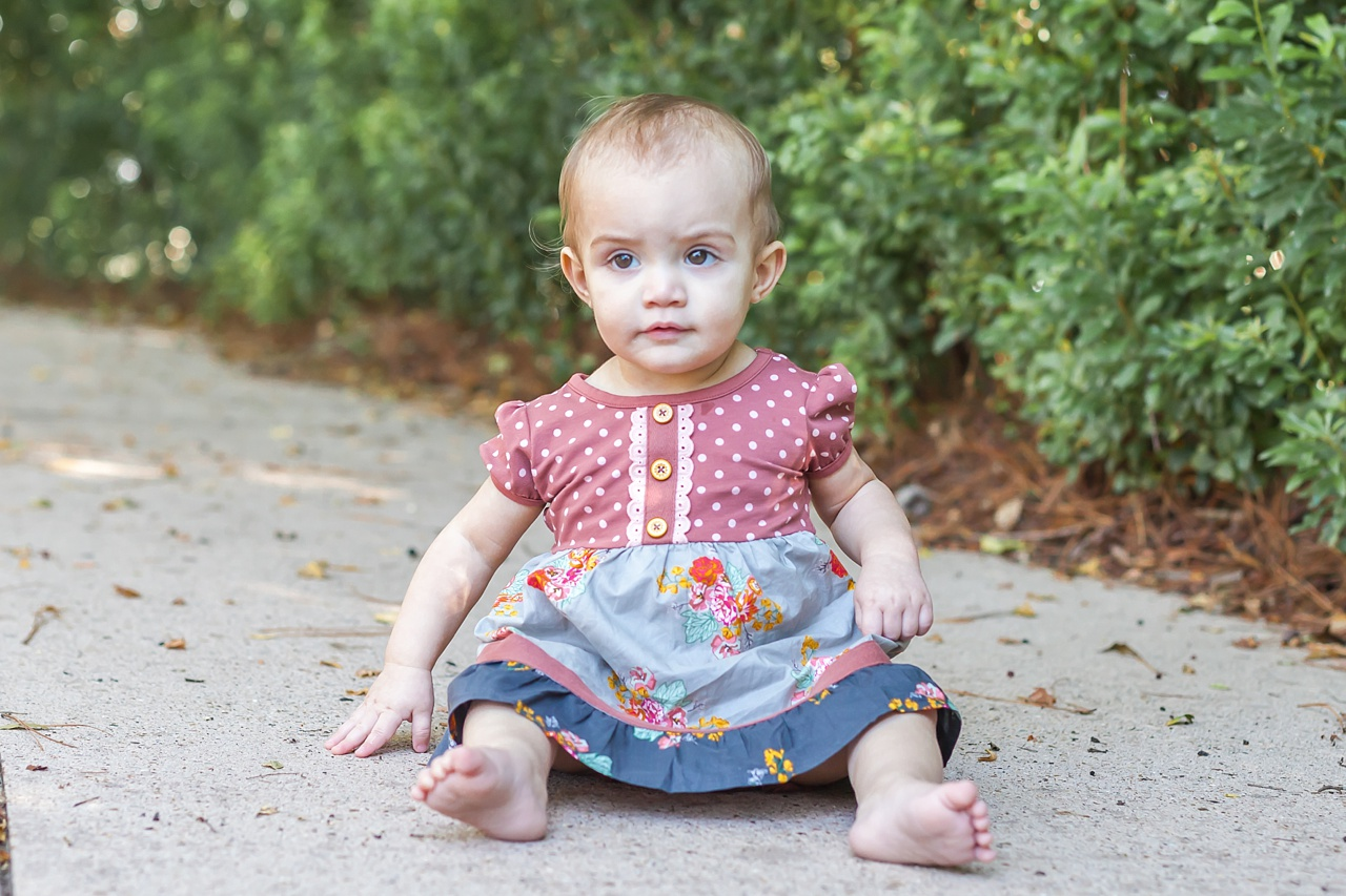 toddler turns one photography session the woodlands tx